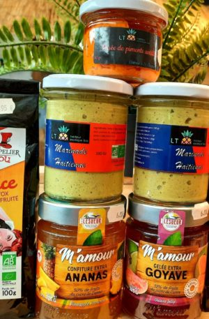 Marinade, Epices et sauces